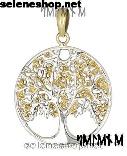 Ciondolo tree of life