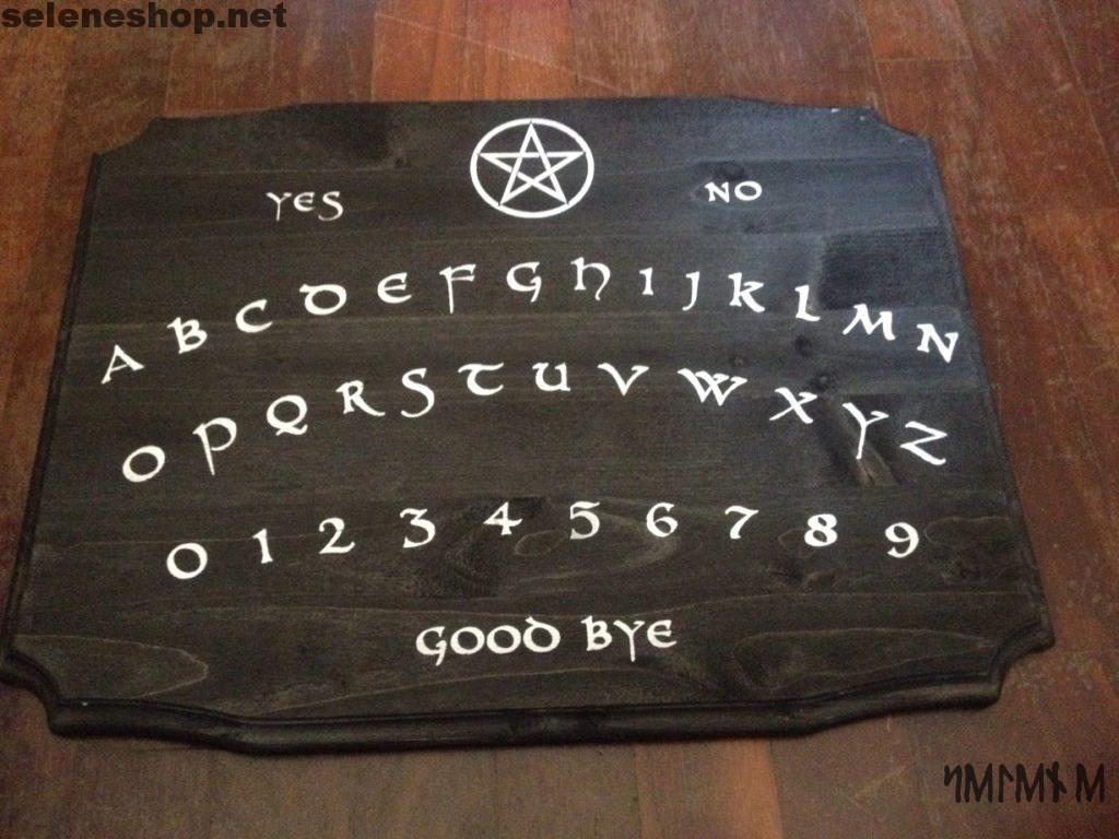 Tavola Ouija Inglese nera