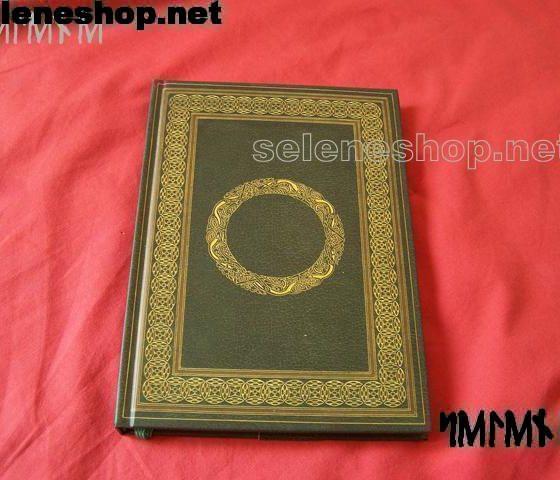 libro delle ombre verde