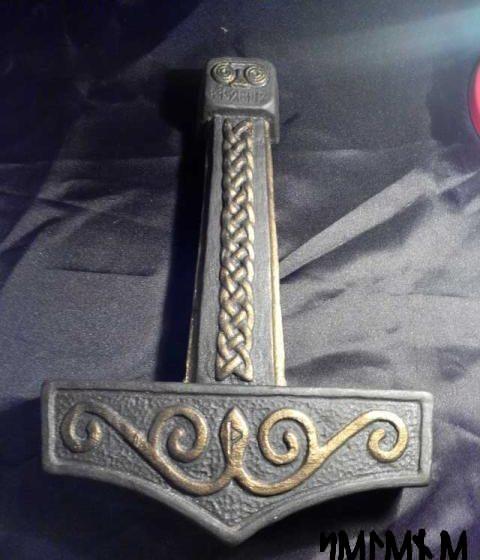 Mjollnir - Martello di Thor