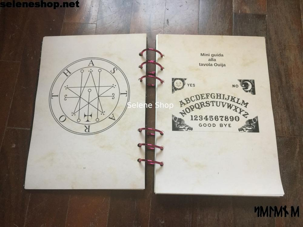 libro delle ombre tavola ouija
