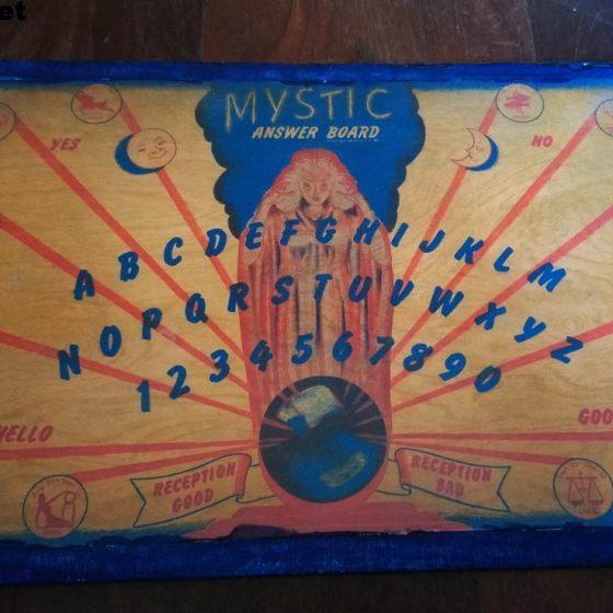 Tavola Ouija Mystic board