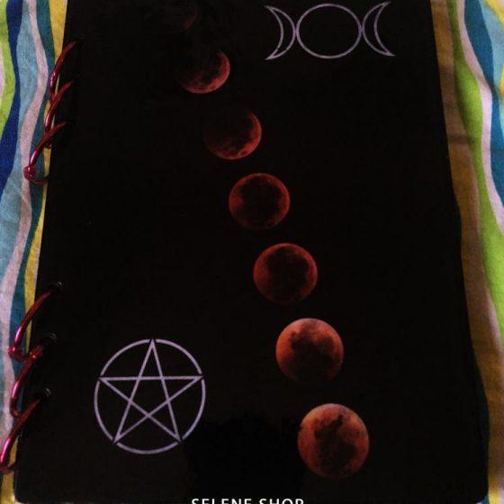 Libro delle ombre fase lunare completo