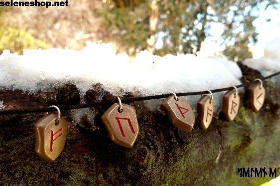 Ciondolo runico