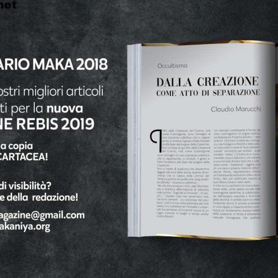 Annuario Makaniya 2018