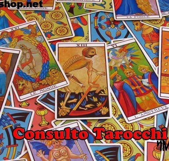 Consulto lettura tarocchi
