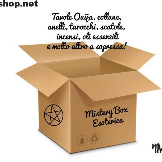 Mistery Box Esoterico