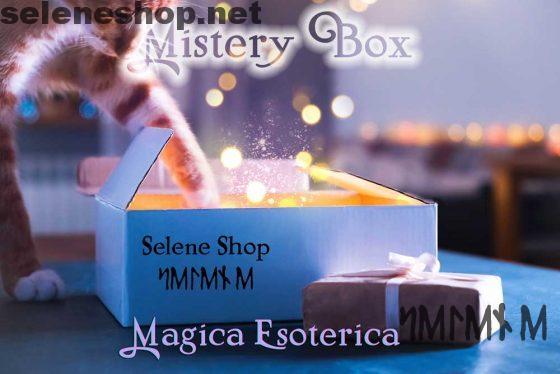 Boîte mystère ésotérique