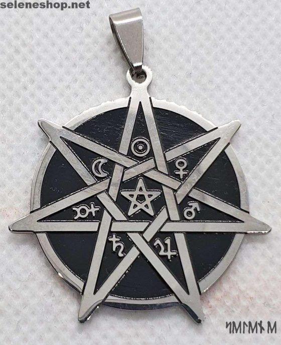 Eptagramma stella a sette punte