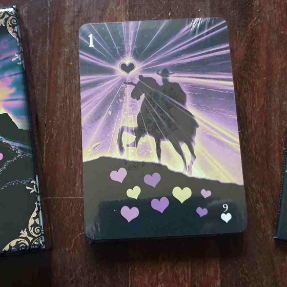 Healing light lenormand - Christopher Butler