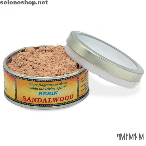 Incenso a base di erbe Sandalwood