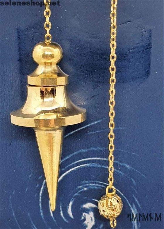 Pendolo premium precisione dorato