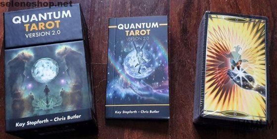 Quantum Tarot versione 2.0 tarocchi