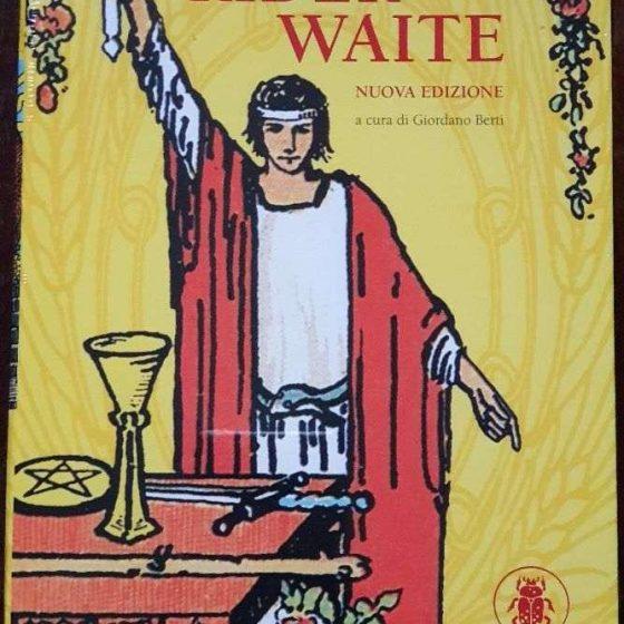 Tarocchi Rider Waite - cofanetto libro più mazzo