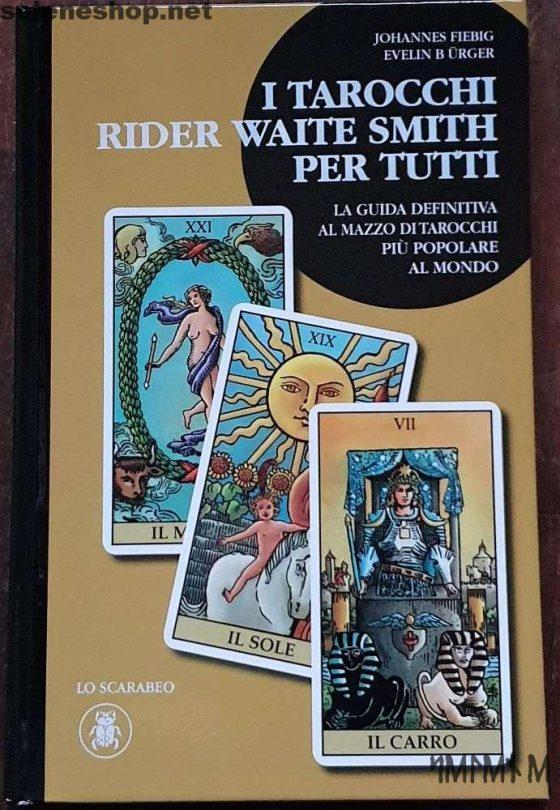 Tarocchi Rider Waite Smith per Tutti copertina