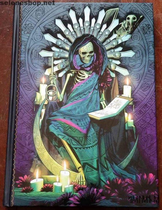 Libro delle ombre Santa Muerte