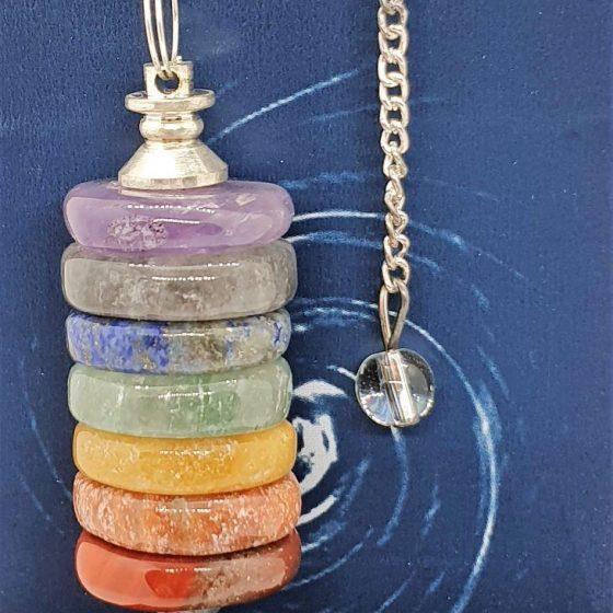pendolo Sette Chakra deluxe