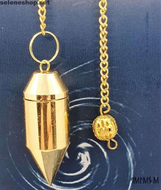 pendolo premium sensibilità dorato