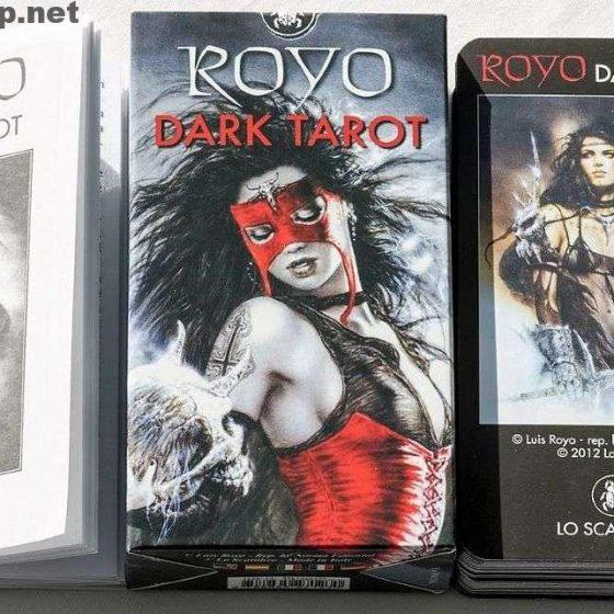 Tarocchi Royo dark