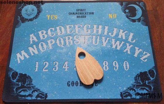 Tavola Ouija - spirit communication board