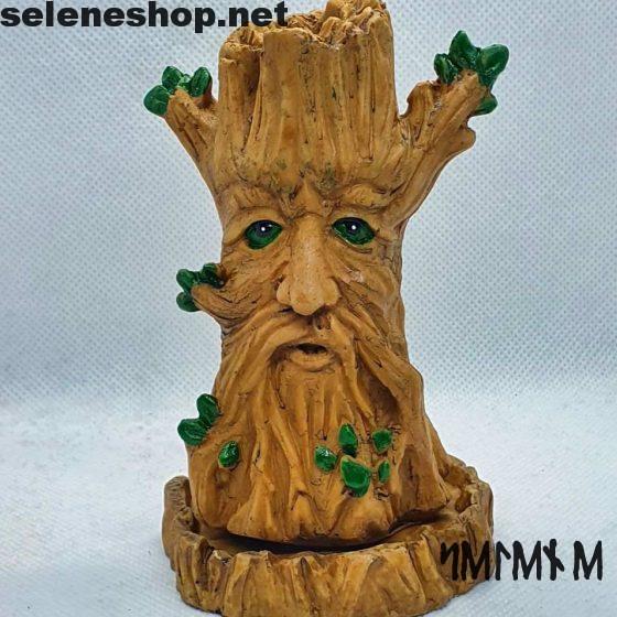 Porta incenso cono Tree Man