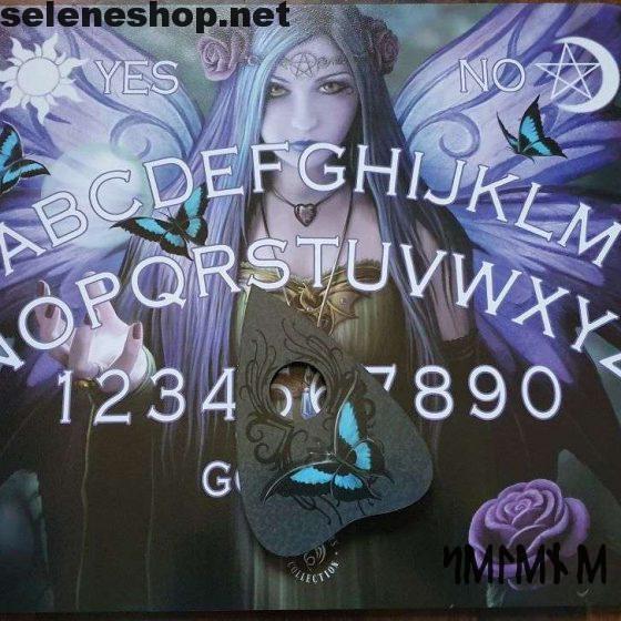 Ouija Mystic Aura Spirit Board von Anne Stokes-Box