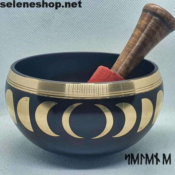 Tibetan moon phase bell