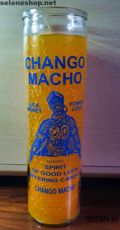 Chango Macho candela 7 giorni