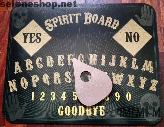 Tavola ouija Skull Print Spirit Board