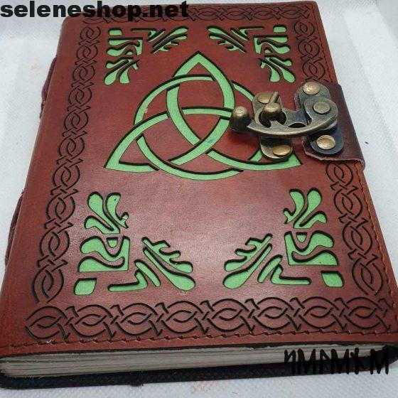book of shadows triquetra