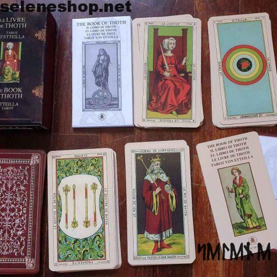 tarot the book of thoth