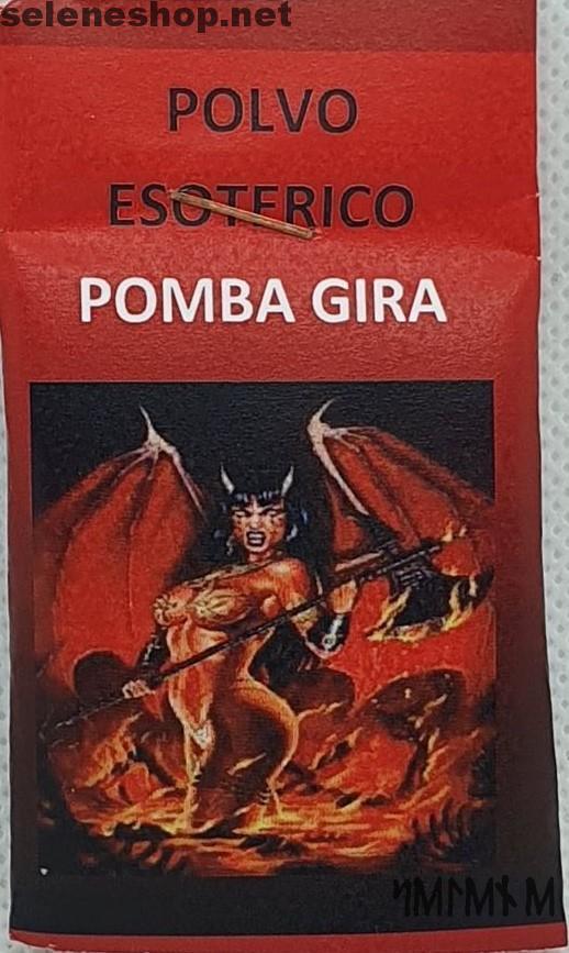 Polvere esoterica Pomba Gira