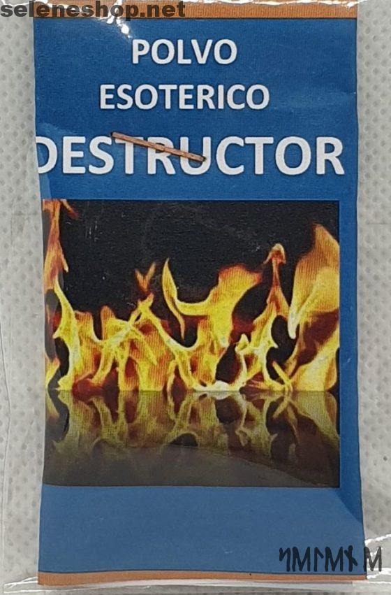 Polvere esoterica di distruzione