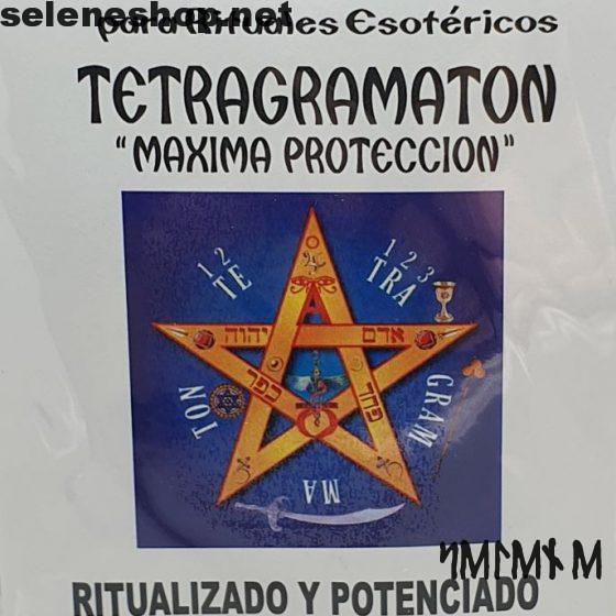 Polvere esoterica Tetragrammaton massima protezione