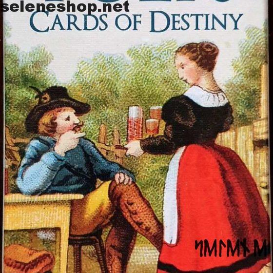 folk cards of destiny - Antica cartomanzia