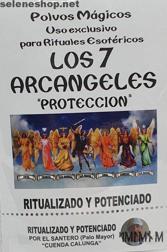 polvere 7 arcangeli