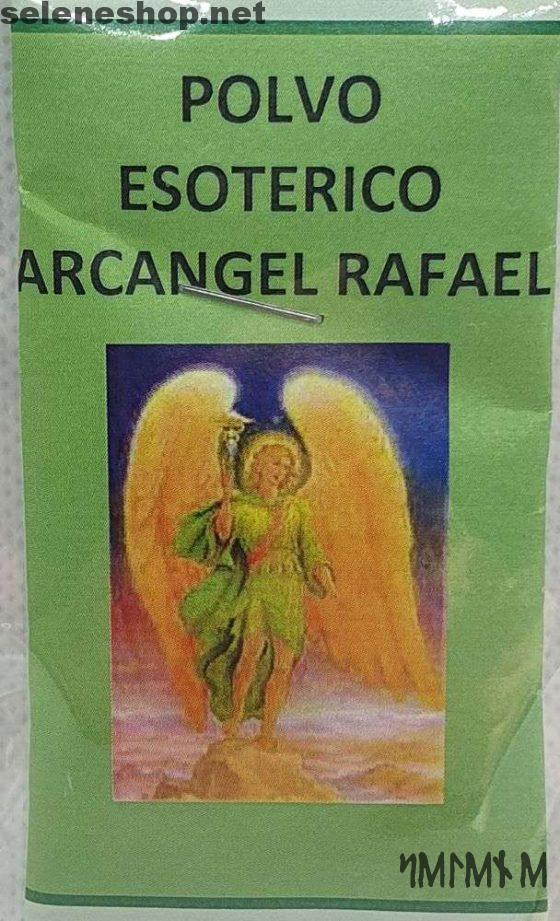 polvere esoterica arcangelo Raffaele