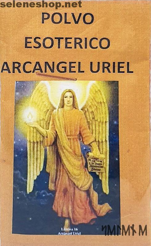 polvere esoterica arcangelo uriel
