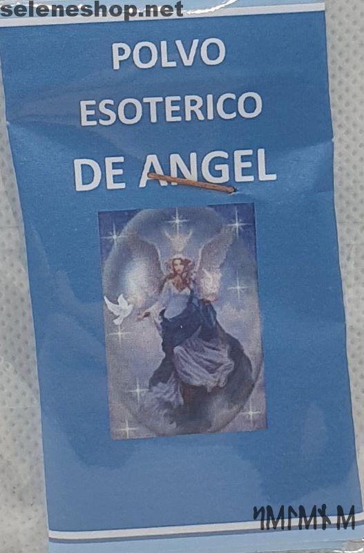 poussière ésotérique de l'ange