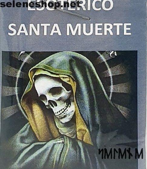 polvere esoterica santa muerte