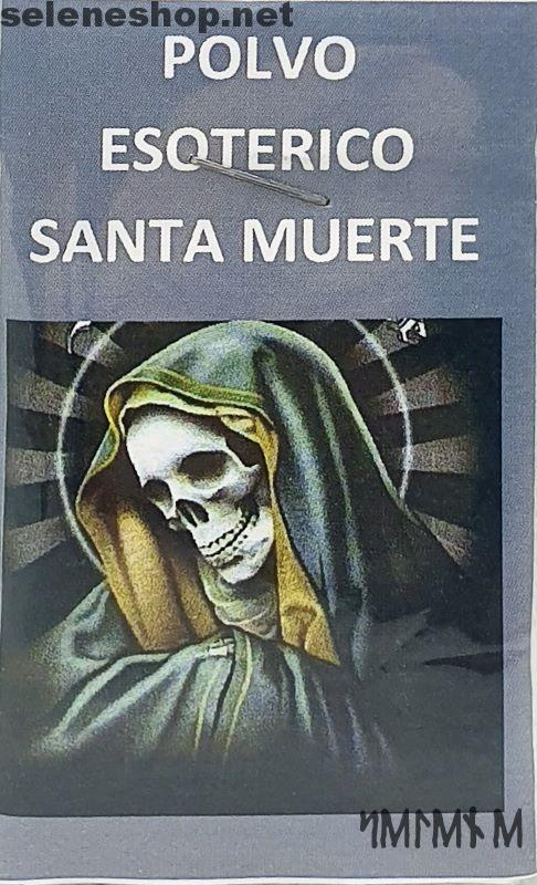 esoteric powder santa muerte