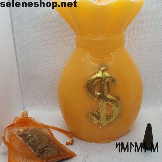 ritual sack of money abundance