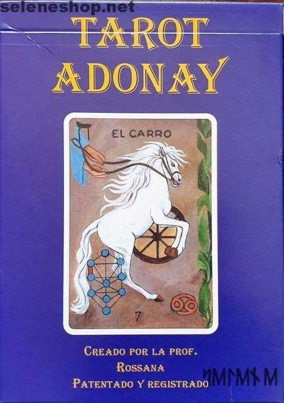 Adonay-Tarot